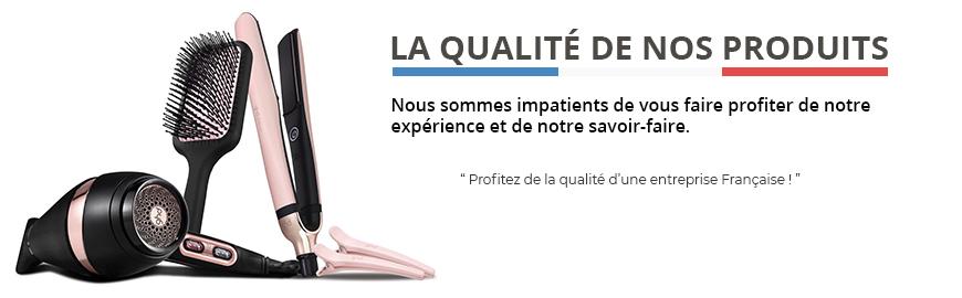 La qualité de nos ghd, entreprise Française